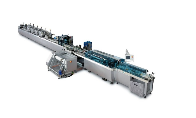 CMC 2800/3200 Polywrapping Systems