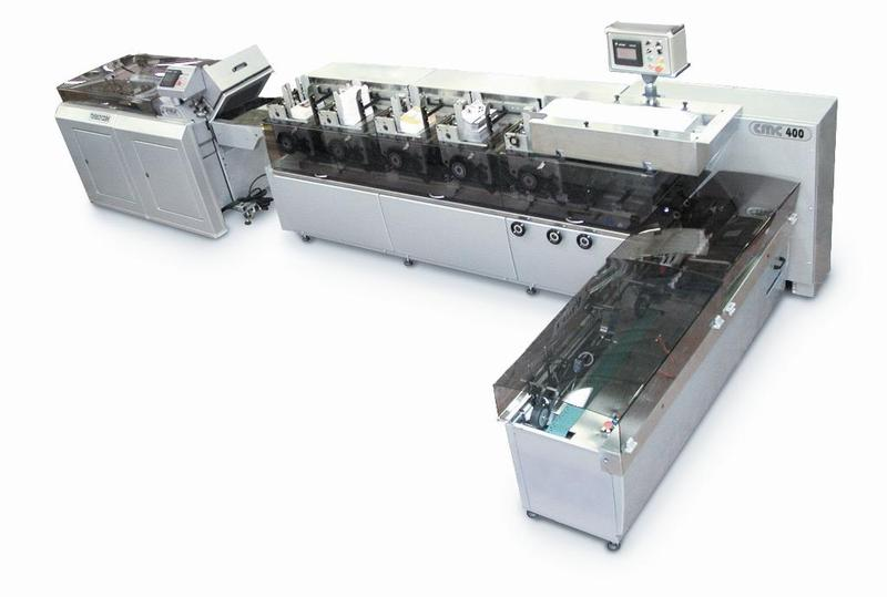 CMC 400 Envelope Inserting machine