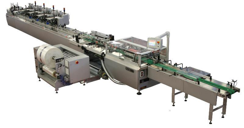 CMC 2000 Polywrapping System